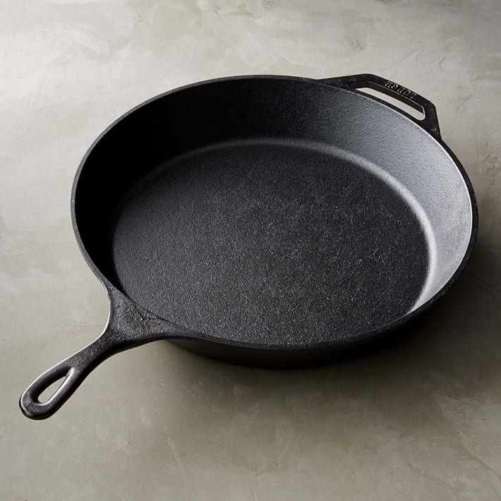 Lodge Cast-Iron Skillet