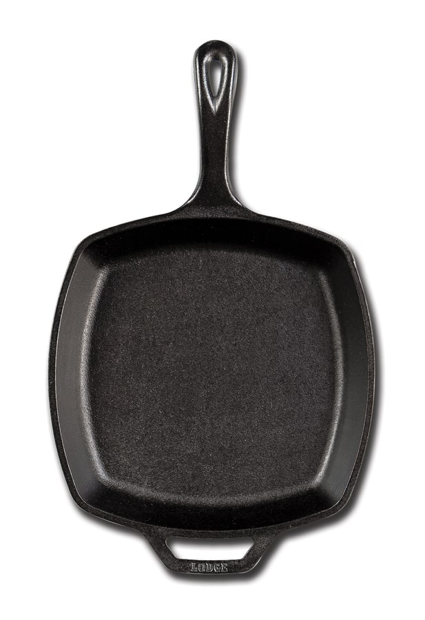 10.5 Square Cast Iron Classic Skillet